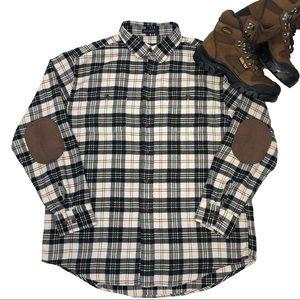 Hawthorne Pendleton Plaid Button-Up Shirt